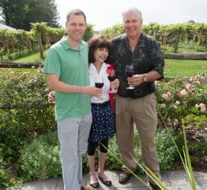 Emerald Entrepreneur for Leadership – Christine O'Donnell Carroll, Crossing Vineyards and Winery